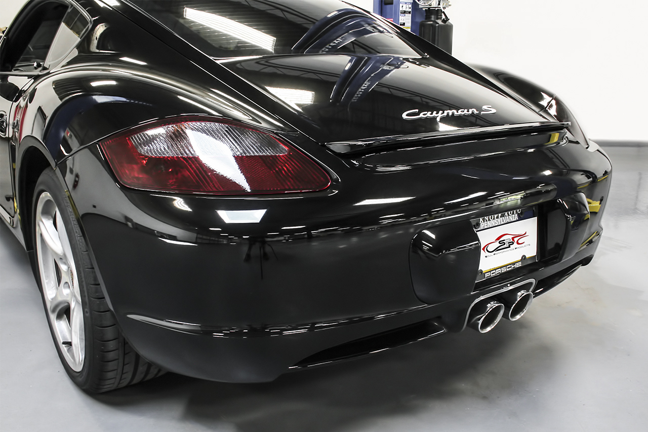 Porsche 987 1 Boxster Cayman Performance Exhaust System Soul Performance Productssoul Performance Products