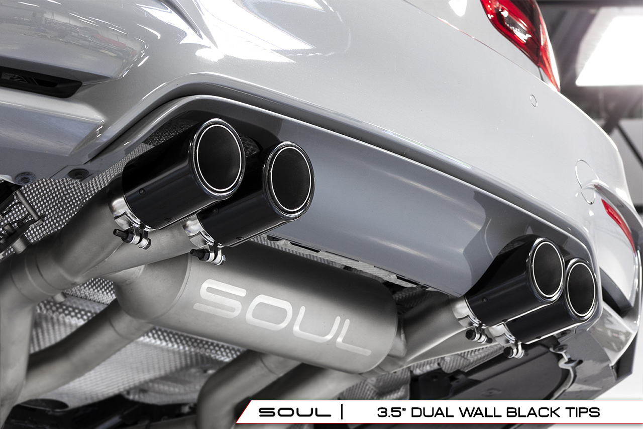 Bmw F80 M3 F82 M4 Valvetronic Exhaust System Soul Performance Productssoul Performance Products